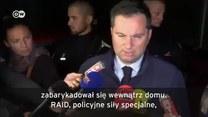 Francuski policjant zasztyletowany przed swoim domem. Ofiarą również jego żona