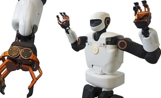 Francuski robot-robotnik zacznie zastępować ludzi w fabrykach i na budowach