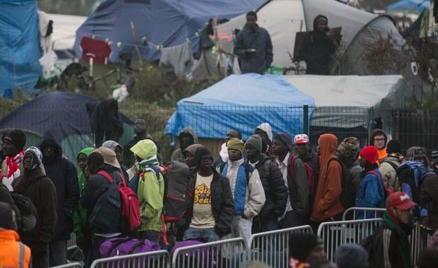 Francuski rząd boi się użyć spychaczy w Calais. Nie chce denerwować imigrantów