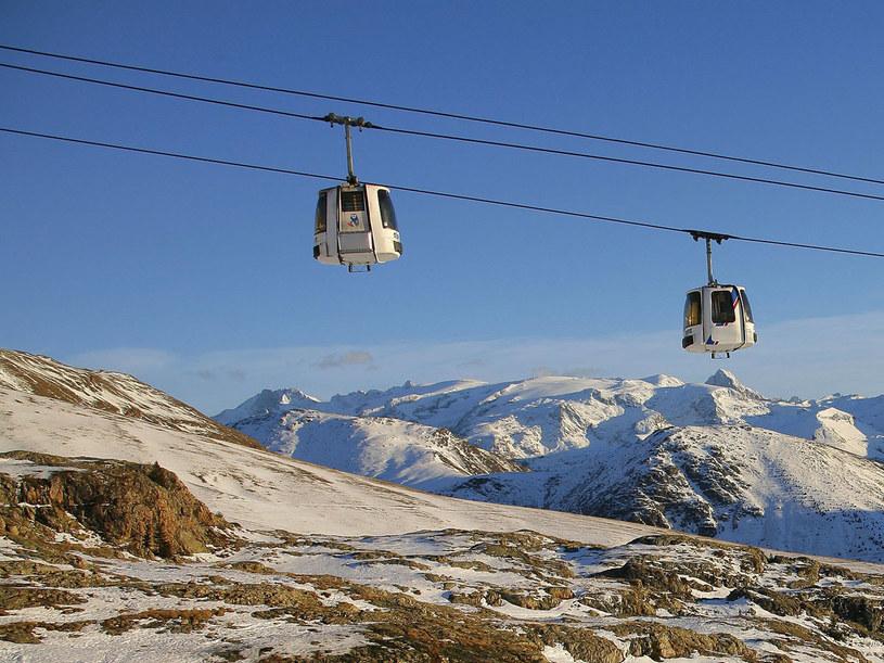 Francuskie tereny narciarskie zaliczają się do największych i najwyższych na świecie.  /Getty Images/Flash Press Media