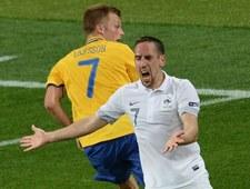 Francuzi pokłócili się po meczu ze Szwecją