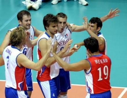 Francuzi pokonali Słowaków 3:1 /www.fivb.org