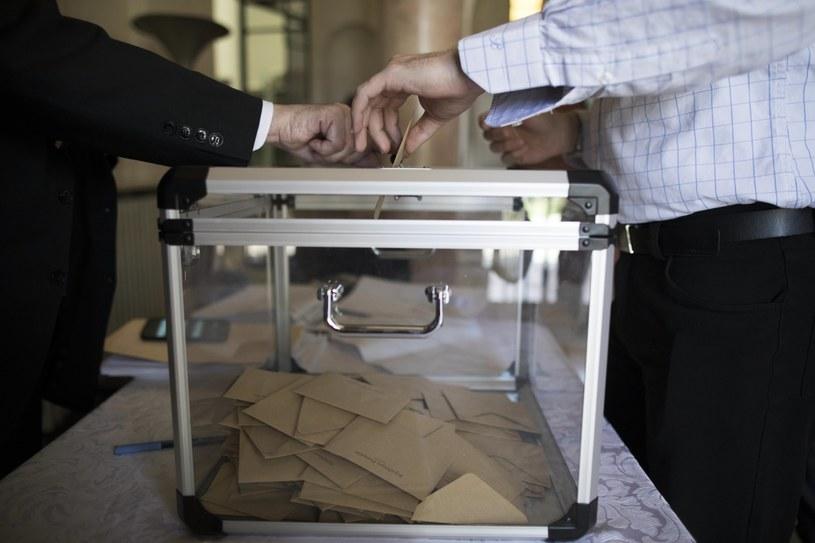 Francuzi wybierają prezydenta /ABIR SULTAN /PAP