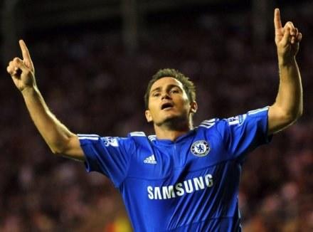 Frank Lampard strzelił już 132 gole dla Chelsea /AFP