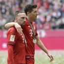 Frank Ribery wraca do treningów z Bayernem Monachium