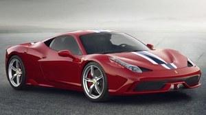 Frankfurt 2013 - Ferrari 458 Speciale. Bez kompromisów