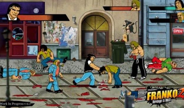 Franko 2: Revenge is Back /materiały prasowe