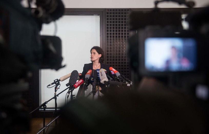 Frauke Koehler, rzecznik prokuratury federalnej /AFP