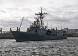 "Fregata ORP ""Gen. T. Kościuszko"""