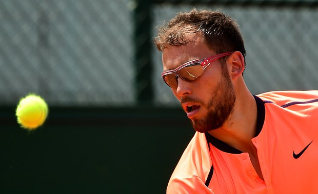 French Open: Jerzy Janowicz odpadł w pierwszej rundzie