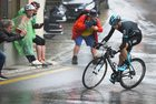 Froome wygrał królewski etap Tour de Romandie. Kwiatkowski się wycofał