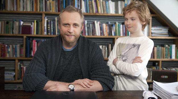 Fryderyk (Piotr Adamczyk) i Staś (Olaf Marchwicki) //x-news/ MakuFly Marcin Makowski /TVN