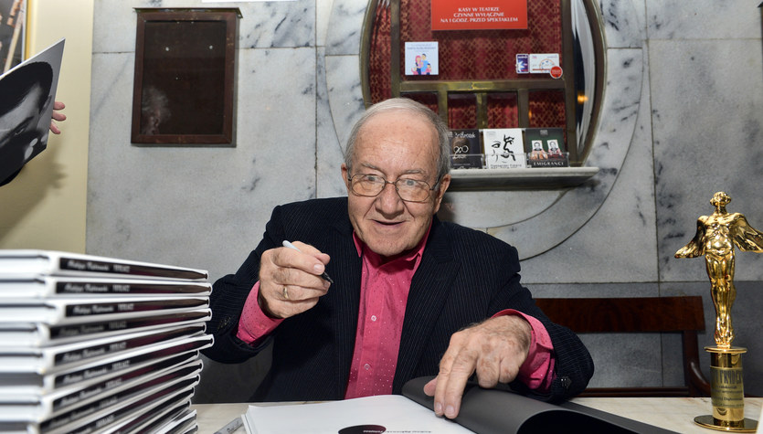 Fryderyki 2018: Andrzej Dąbrowski zrobił furorę