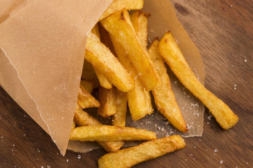 Frytki lepiej wyłączyć ze swojej codziennej diety /123RF/PICSEL