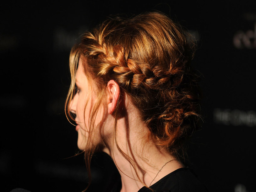 Fryzura Kristen Stewart  /Getty Images/Flash Press Media