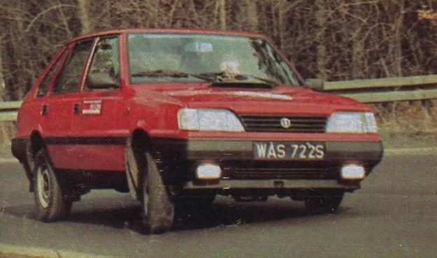 FSO Polonez Caro /Motor