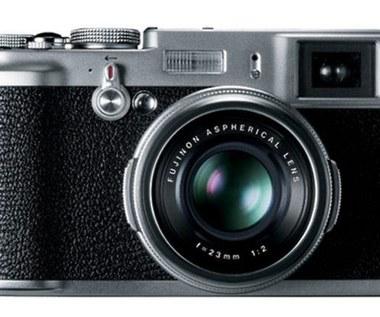 Fujifilm FinePix X100 - cyfrówka w starym stylu