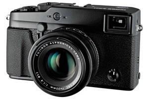 Fujifilm X-Pro1 - bezlusterkowciec z najwyższej półki