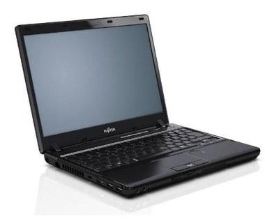Fujitsu Lifebook P771 - notebook z baterią na 18 godzin