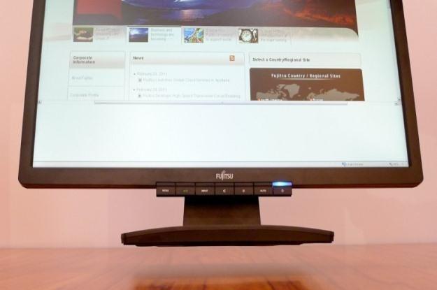 Fujitsu Wireless i monitor nie potrzebujący kabli /Gadżetomania.pl