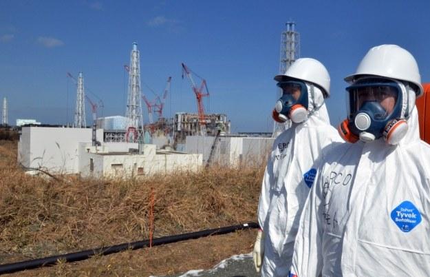 Fukuszima wciąż jest bardzo groźna /AFP