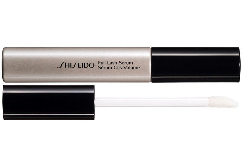 Full Lash Serum, Shiseido /materiały prasowe