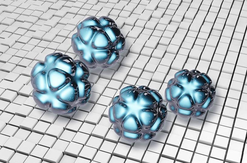 Fullereny wkrótce będzie można wykorzystywać w nanoskali /123RF/PICSEL