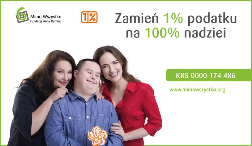 Fundacja Anny Dymnej Mimo Wszystko /