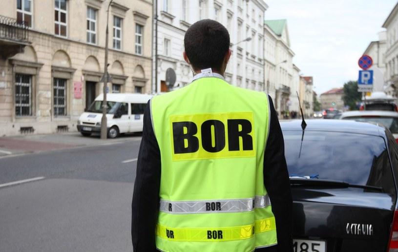 Funkcjonariusz BOR, zdj. ilustracyjne /Stanisław Kowalczuk /East News
