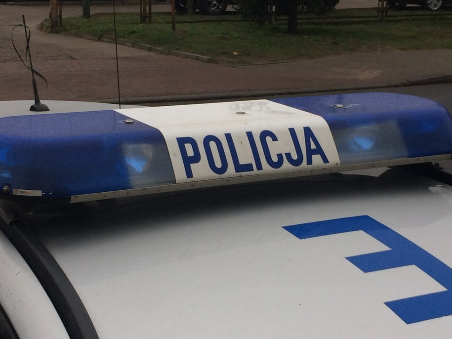 Funkcjonariuszom udało się ustalić, że mężczyzna wąchał klej typu butapren /Archiwum RMF FM