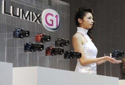 G-1 - pierwszy z aparatów standardu Mikro Cztery Trzecie /AFP