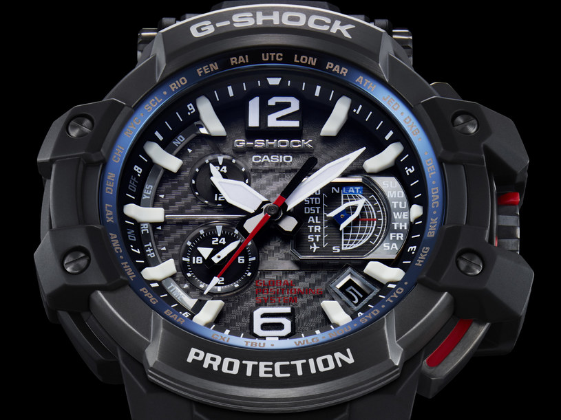 G-Shock Exclusive GPW-1000 /materiały prasowe