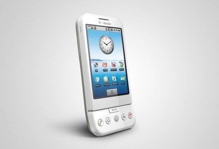 G1, który zadebiutował w T-Mobile /materiały prasowe
