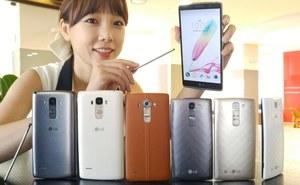 G4 Stylus oraz G4c - nowe smartfony LG