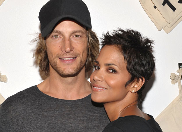 Gabriel Aubry i Halle Berry /Getty Images/Flash Press Media