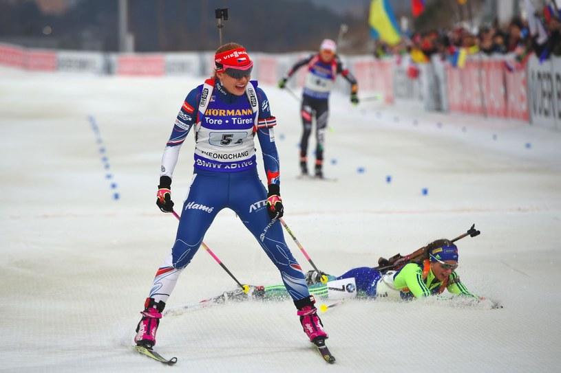 Gabriela Koukalova /AFP