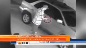 Gadżet, który umożliwia kradzież samochodu w kilka sekund
