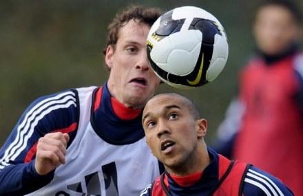 Gael Clichy znalazł się na liście piłkarzy obserwowanych przez Real Madryt /AFP