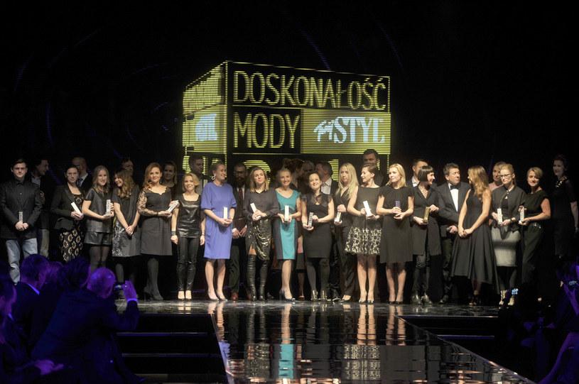 Gala Doskonałość Mody 2014 /Podlewski /AKPA