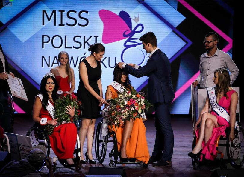 Gala konkursu Miss Polski na Wózku /Zawadzki Photography /materiały prasowe