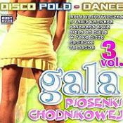 różni wykonawcy: -Gala piosenki chodnikowej 3