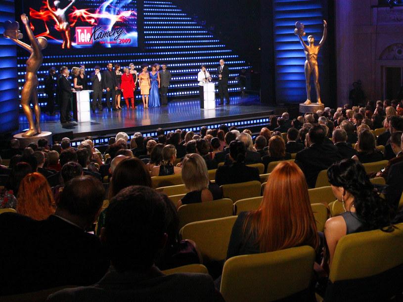 Gala wręczenia Telekamer 2009 /Pawel Przybyszewski /MWMedia