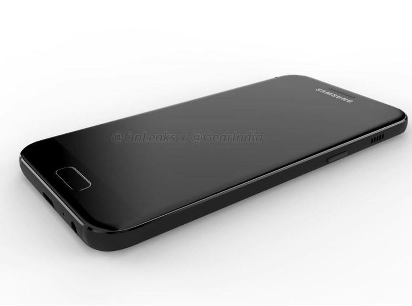 Galaxy A3 2017 jest bardzo podobny do modelu A5 2017 /OnLeaks /Internet