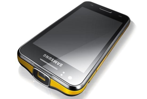 Galaxy Beam to kolejny w ofercie Samsunga smartfon z projektorem /materiały prasowe