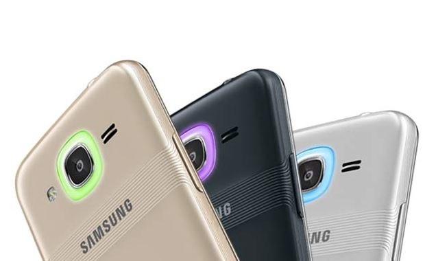 Galaxy J2 (2016) został wyposażony w diodę Smart Glow /materiały prasowe