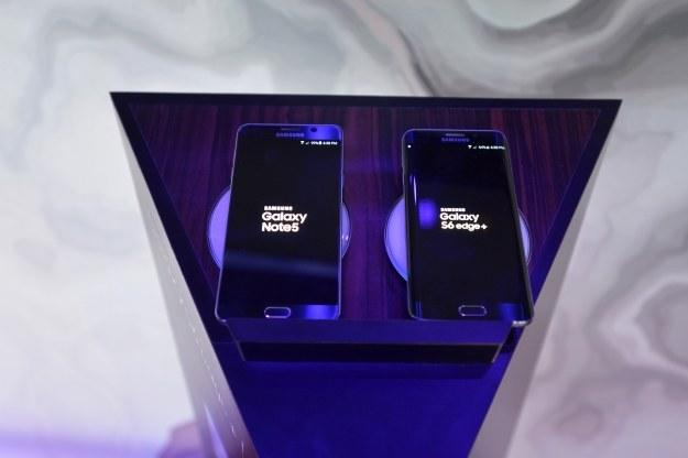 Galaxy O - nowa seria nadchodzi? /AFP