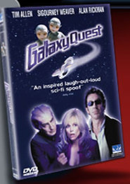 Galaxy Quest -  Ko(s)miczna załoga