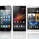 Galaxy S 4, HTC One, Xperia Z, iPhone 5 czy Lumia 920 - która ma najlepszy ekran?