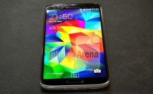 Galaxy S5 Prime pozuje do zdjęć. Ma aluminiową obudowę?
