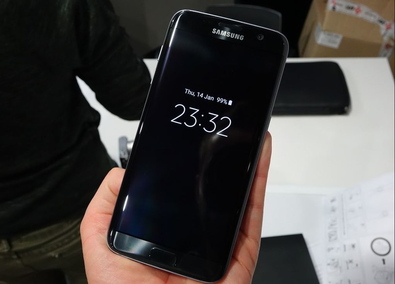 Galaxy S7 Edge to najlepszy smartfon Samsunga /INTERIA.PL